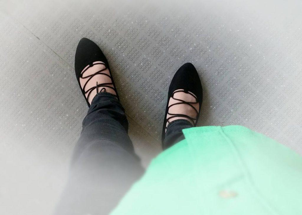 skor som båtar