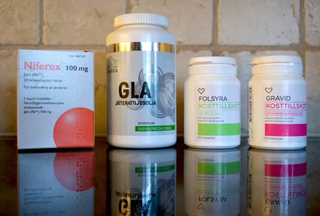 bli gravid vitaminer