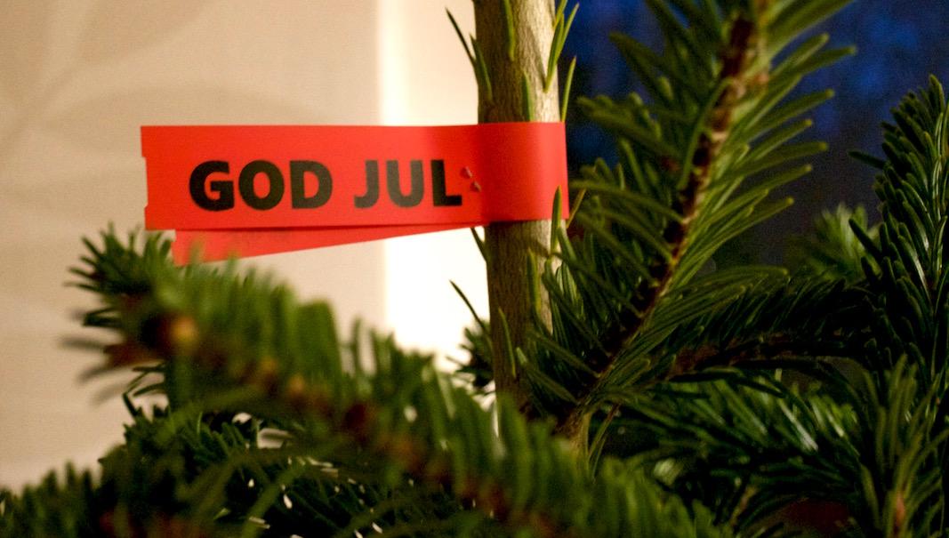 god julrabatter