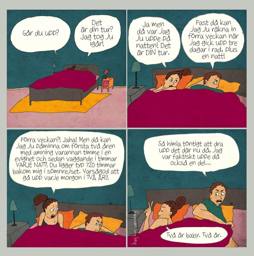 sömnkriget