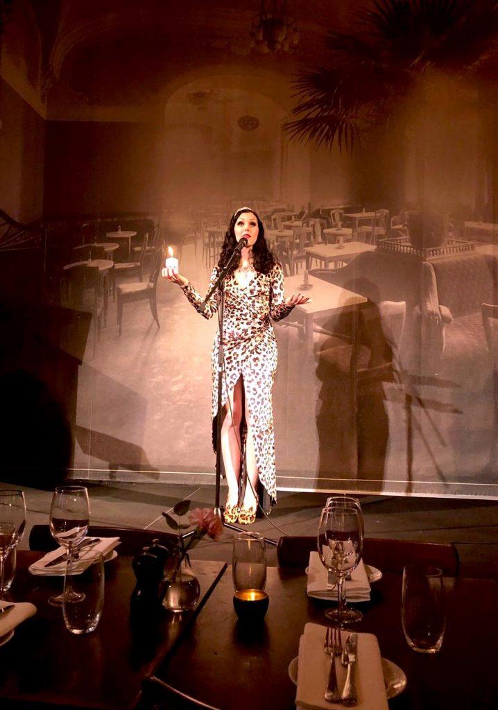 burlesque på dramatenbaren