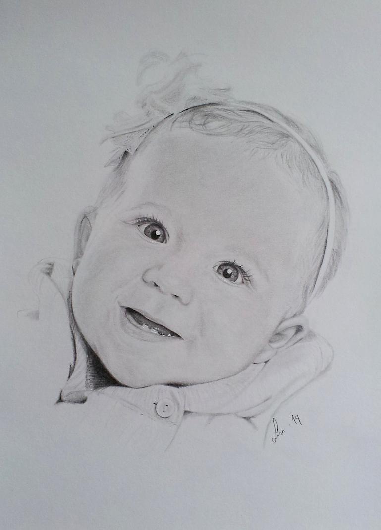 respekt hantverk barnporträtt