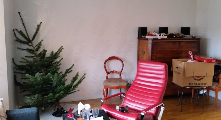 årets julgran