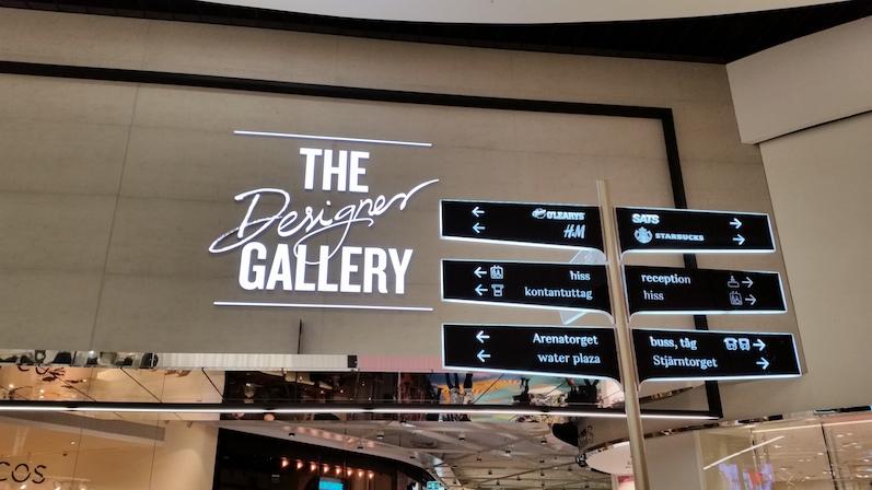 MOS designer gallery