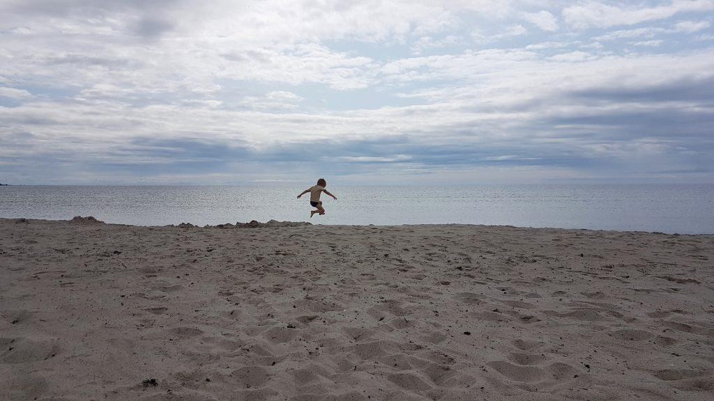 perspektiv strandhopp