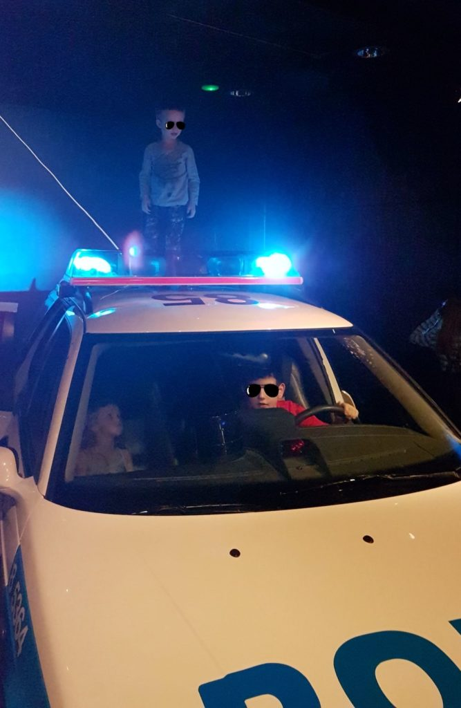 polismuseet polisbil